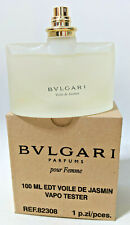 Bvlgari Voile De Jasmin Eau de Toilette 100ml / 3.4oz spray Free Shipping