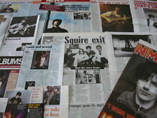 JOHN SQUIRE - MAGAZINE CUTTINGS COLLECTION (REF T1)