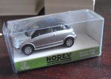 Norev SA HO 1/87 Citroen C3 Pluriel Silver Car NIP