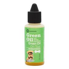 Green Oil Chain Lube On Tour 20ml Bottle Road MTB Cross Urban Commuter