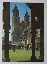 Schöne alte Ansichtskarte AK - Magdeburg Dom Magb010 Postkarte