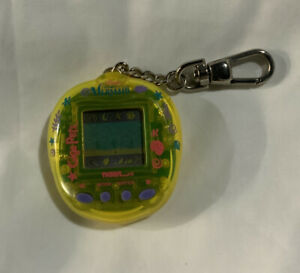 Giga Pet The Little Mermaid Virtual Friend Vintage 1997 Tiger Toy