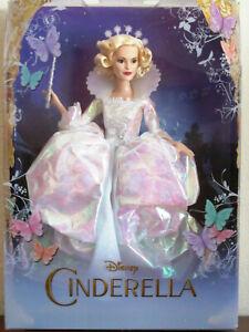 Mattel CGT59 Disney Cinderella Gute Fee - Puppe
