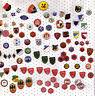 Vintage enamel German Football pin badges Emaillierte Fussball Anstecknadel