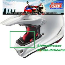 Arai Helm Breath Deflector Atemabweiser MX-V Tour-X VX-3 VX-Pro 2 VX-Pro Jr.