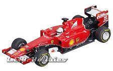Carrera Digital 143 Ferrari SF15-T, Sebastian Vettel, No.5, 1/43 slot car 41388