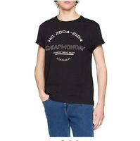 Cheap Monday (S)Men's Standard T- Shirt Colour Black BNWT