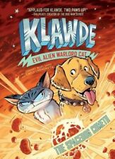 Klawde: Evil Alien Warlord Cat: The Spacedog Cometh #3 by Johnny Marciano: Used