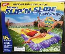 NEW WHAM-O SLIP 'N SLIDE WAVE RIDER 16FT WATER SPRAY TUNNEL 90072