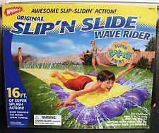 NEW WHAM-O SLIP 'N SLIDE WAVE RIDER 16FT WATER SPRAY TUNNEL 90072