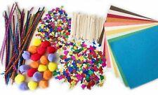 Children Art/Craft Bundle Kids School Holiday Project Boredom Buster Home school