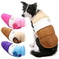 Hundemantel Hundejacke Wintermantel Französische Bulldogge Hundekleidung 5 Größe
