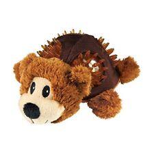 Kong Jouet À coques pour Chien en forme D'ours Petite Taille
