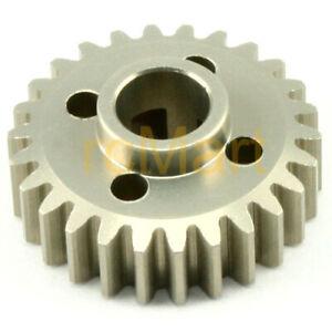 3Racing Aluminum Gear 06 pitch 26T For Sakura FF2014 FGX 1:10 RC Car #SAK-F29