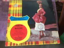 Guadeloupe Musique D'autrefois L'album d'or de la biguine 33 tours   (a5)