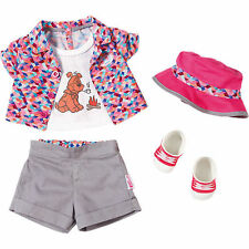 ZAPF CREATION Baby Born Play & Fun Deluxe Camping Outfit NEU & OVP