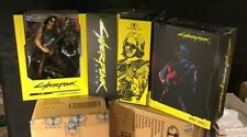 "McFarlane  Cyberpunk Johnny Silverhand  12"" Action Figure  Window Box IN-STOCK!"