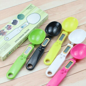 500g/0.1g Mini Electronic Scale Precise Digital Measuring Spoons Food ScaSG