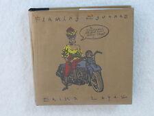 Erika Lopez Flaming Leguane Simon & Schuster 1997 HC/DJ