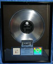 Shooting Rubberbands At The Stars Platinum AWARD Certified RIAA