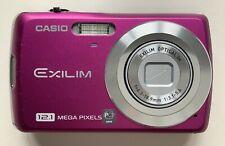 Casio Exilim EX-Z35 Digital Camera 12.1 MP Optical 3x