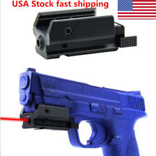 US Stock Mini Red Dot Laser Sight for 4 Pistol/Glock17 19 20 21 22 31 34 35 37