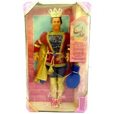 1997 Prince Azzurro Ken Doll New in Worn Box