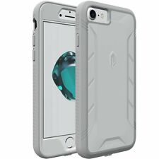 Poetic Revolution Premium Rugged TPU Case for Apple iPhone 7 (2016) White