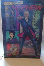 Nephew 3d Dr Who Carte Blanche Birthday Card (235) - 15cm x 23cm