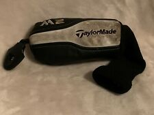 Taylormade M2 Hybrid Rescue Utility Club Headcover - Black Head Cover w Tag