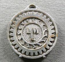French, Vintage Medal. LLM Lemaignen Lechevallier Mercier 1915 1965, Horology.