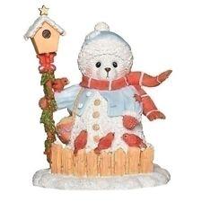 Cherished Teddies 132847 Ethel Snowbear Winter Figurine