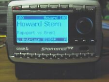 Activated Howard Stern Sirius Sportster 2 Sp2 Receiver only maybe Lifetime