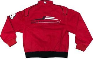 NASCAR JH DESIGN Dale Earnhardt Jr #8 Youth Vintage Jacket Brand New