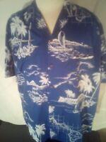 NEW Royal Creations Made in Hawaii Hawaiian Aloha Camp Shirt Men's Size XXL
