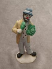 The Emmett Kelly Jr. Collection Clown Figurine Exclusively from Flambro