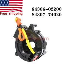 For TOYOTA YARIS SPIRAL CABLE SUB-ASSY CLOCK SPRING AIRBAG 84306-52100 -02200 US
