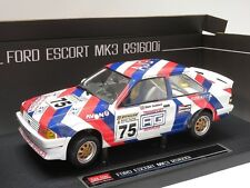 Ford Escort MkIII RS1600i #75 Mark Goddard 1988 Sun Star MODEL 1/18 4966