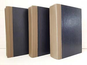 Soviet book USSR. Marina Tsvetaeva . Three books. Samizdat. Handmade.