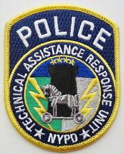 New York City TARU 2 NYPD Ecusson Polizei