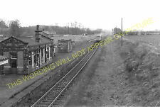 Quorn & Woodhouse Railway Station Photo. Rothley - Loughborough. (3)