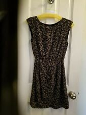 Theory Arena Silk Floral Dress Short Sleeve EUC Size 2