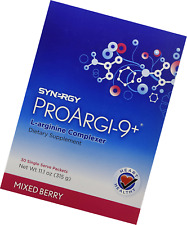 ProArgi 9 Plus Mixed Berry Single Serving Packets Support Heart Health 30 Packs
