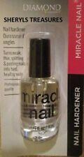 Diamondback Miracle Nail Clear Coat Nail Hardener Strengthener Treatment Polish