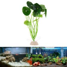Kunstpflanze Aquarium Künstliche Pflanzen Wasserpflanzen Unterwasser Fische Deko
