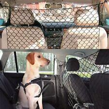 DIVISORIO IN RETE ELASTICA PER AUTO CAMPER SUV TRASPORTO CANI E GATTI ANIMALI