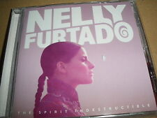 Nelly Furtado - The Spirit Indestructible  CD NEU