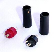 Eti RCA Silver Bullet Plugs