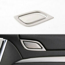 Stainless Steel  Storage Box Switch Cover Trim Decor For BUICK ENCORE 2014 2015