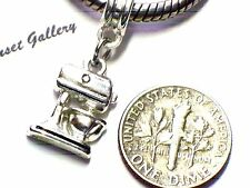 KITCHEN MIXER BAKER CHEF CHARM FITS EUROPEAN BRACELETS - BUY 3 GET 1 FREE